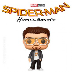Funko Pop! Marvel Spider-Man Homecoming Tony Stark