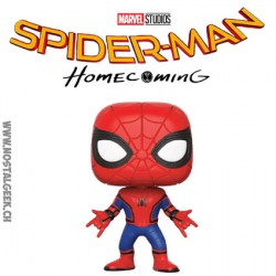 Funko Pop! Marvel Spider-Man Homecoming Spider-Man