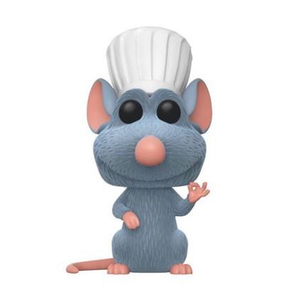 Toy Funko Pop Disney Ratatouille Remy Flocked Chase