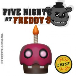 Funko Pop! Games Five Nights at Freddy's NIghtmare Cupcake Chase Edition Limitée