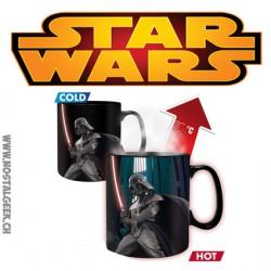 Verre Star Wars Darth Vader Mug thermo-réactif Dark Vador