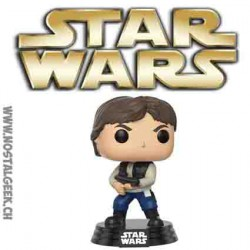 Funko Pop! Star Wars Celebration Han Solo (Action Pose) Edition limitée Galactic Convention 2017