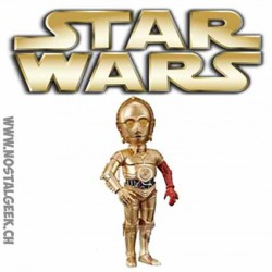 Banpresto Star Wars C3PO The Force Awakens World Collectable Figure Premium