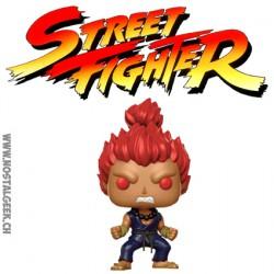 Funko Pop Jeux Vidéo Street Fighter Akuma Edition Limitée