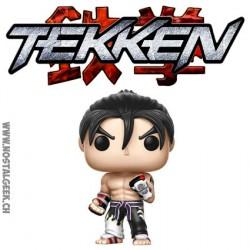 Funko Pop! Jeux Vidéo Tekken Jin Kazama B&W Edition Limitée