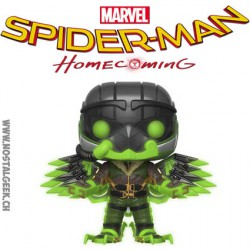 Funko Pop! Marvel Spider-Man Homecoming Vulture Phosphorescent Edition Limitée