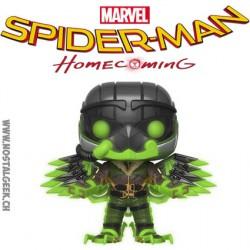 Funko Pop! Marvel Spider-Man Homecoming Vulture Phosphorescent Edition Limitée