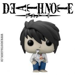 Funko Pop! Manga Death Note L with Cake Edition Limitée