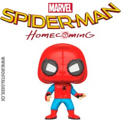 Funko Pop! Marvel Spider-Man Homecoming Spider-Man Homemade Costume