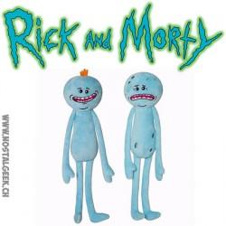 Bundle Peluches Rick et Morty : Mr Meeseeks (Monsieur Larbin)