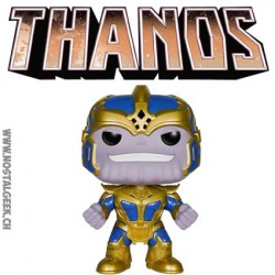 Funko Pop! 15 cm Guardians Of The Galaxy Thanos Phosphorescent Edition Limitée