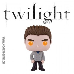 Funko Pop! Twilight Edward Cullen en Mode Vampire Edition Limitée