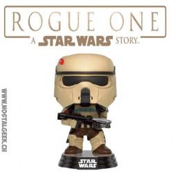 Funko Pop! Star Wars Rogue One Scarif Stormtrooper Edition Limitée