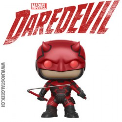 Funko Pop! Marvel Daredevil In Helmet