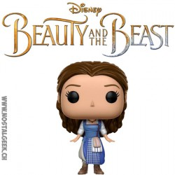 Funko Pop! Disney Beauty and the Beast Live Belle (Village) Edition Limitée