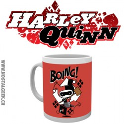 DC Comics Tasse Harley Quinn Boing Chibi
