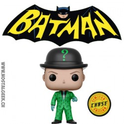 Funko Pop! DC Batman Classic TV Series The Riddler Chase