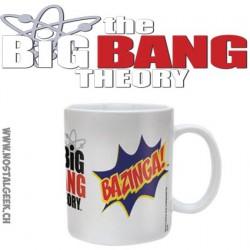 Tasse The Big Bang Theory (Bazinga Burst)