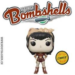 Funko Pop! DC Bombshells Wonder Woman Chase Edition Limitée