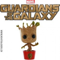 Funko Pop! Guardians of the Galaxy Dancing Groot Edition Limitée