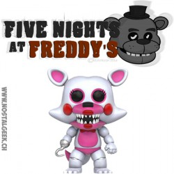 Funko Pop! Games Five Nights at Freddy's Funtime Foxy Edition Limitée