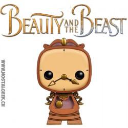 Funko Pop! Beauty and the Beast Cogsworth Figure Vinyl