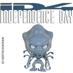 Funko Pop! Movies Independence Day Alien Edition Limitée