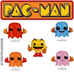 Funko Pop! Games Pac Man Vinyl Figure