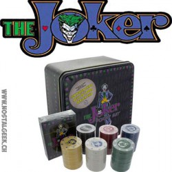 DC Comics The Joker Poker Set
