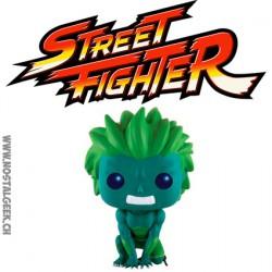 Funko Pop Jeux Vidéo Street Fighter Blanka version verte Edition Limitée
