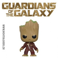 Funko Pop! Guardians of the Galaxy: Vol 2 - Angry Groot Ravager Edition Limitée