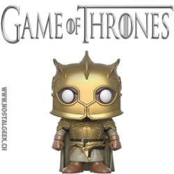 Funko Pop SDCC 2017 Game of Thrones The Mountain Armored Edition Limitée