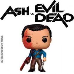 Funko Pop! TV Ash Vs. Evil Dead Bloody Ash Edition Limitée