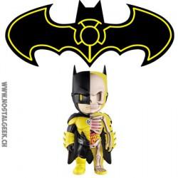 DC Comics Yellow Lantern Batman XXRay par Jason Freeny