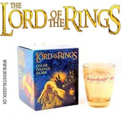 Lord Of The Rings Color Change Glass: Loot Crate Exclusive