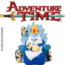 Adventure Time - Nice King & Gunter figure