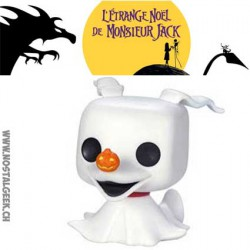 Funko Pop! Disney L'Étrange Noël de Monsieur Jack Zero