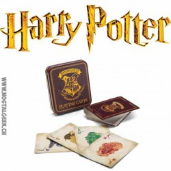 Jeu de Cartes Harry Potter Hogwarts