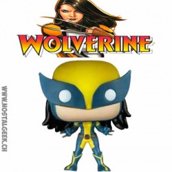 Funko Pop! Marvel X-Men Wolverine X-23 Edition Limitée