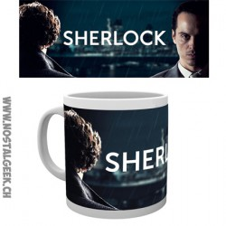 Tasse Sherlock