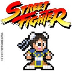 Lampe Street Fighter Chun-Li Pixel Pals Light up