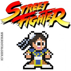 Lampe Street Fighter Chun-Li Pixel Pals Light up