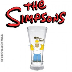 The Simpsons Homer Verre à bière 320ml