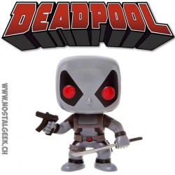 Funko Pop! Marvel Deadpool X-force Costume Edition Limitée