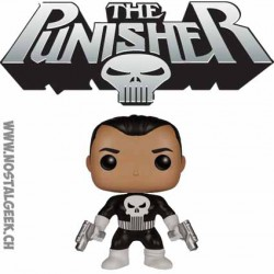 Funko Pop! Marvel The Punisher Edition Limitée