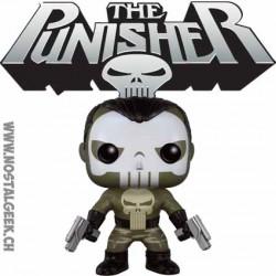 Funko Pop! Marvel The Punisher Edition Limitée