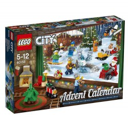 LEGO - 60155 - LEGO City Advent Calendar 2017