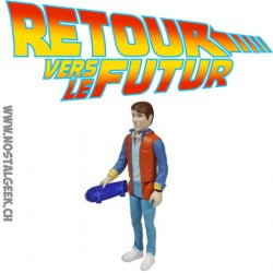 Funko ReAction Retour vers le Futur Marty McFly