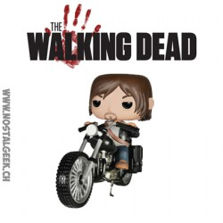 Funko Pop! Rides The Walking Dead Daryl Dixon's Chopper (Moto)