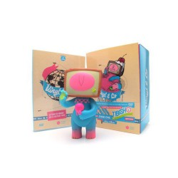 Vinyl & Co - Le tour du monde de la culture Toys Edition Collector
